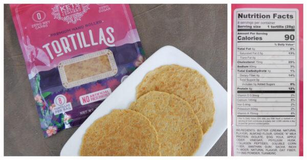 Keto Tortilla Company
