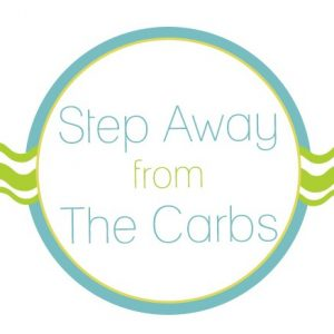 Step Away From The Carbs Logo www.stepawayfromthecarbs.com