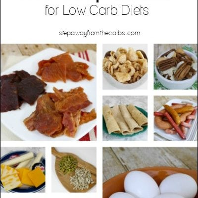 Top 10 Low-Prep Snacks for Low Carb Diets