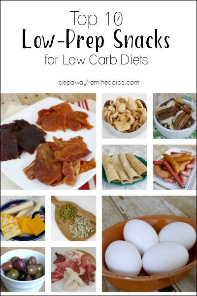 buy low carb diet snacks