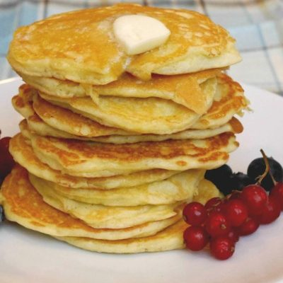 Low Carb Pancake Mix Review