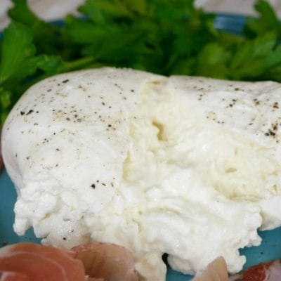 What Is Burrata?