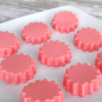 Yogurt Jello Bites