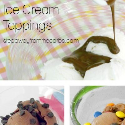 25+ Low Carb Ice Cream Toppings