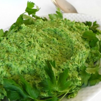 Herby Mashed Broccoli