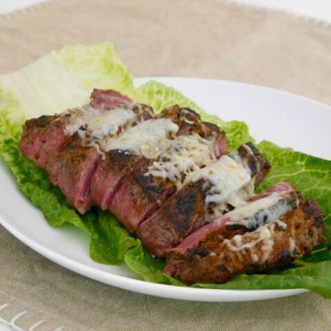 Lettuce Steak Wraps
