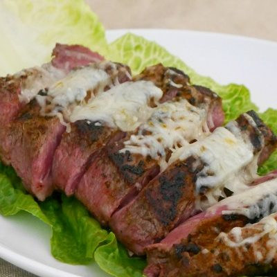 Low Carb Lettuce Steak Wraps