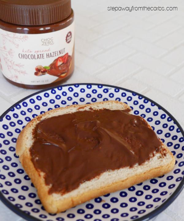 Choc Zero Chocolate Hazelnut Spread