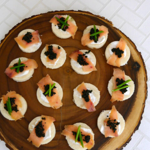 Low Carb Blini