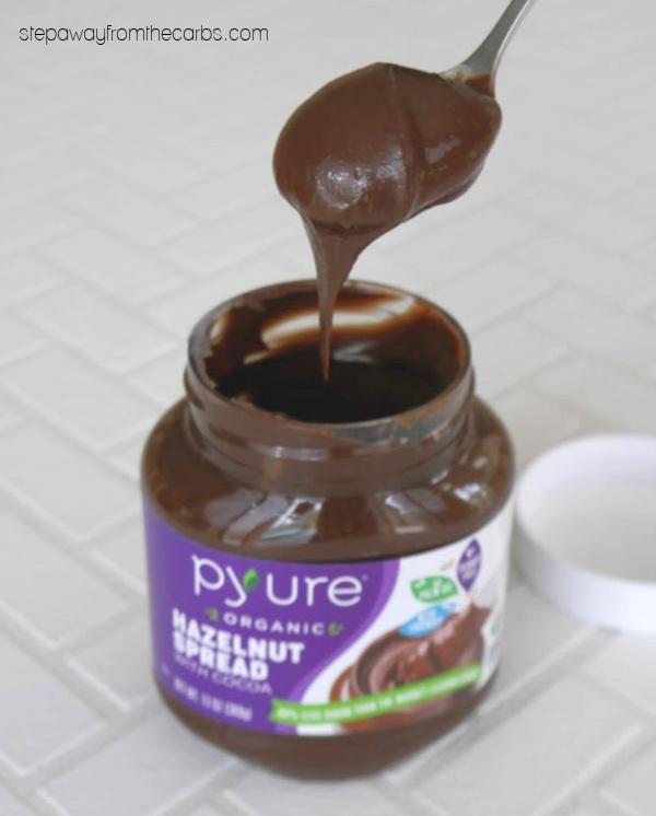 Pyure Organic Hazelnut Spread