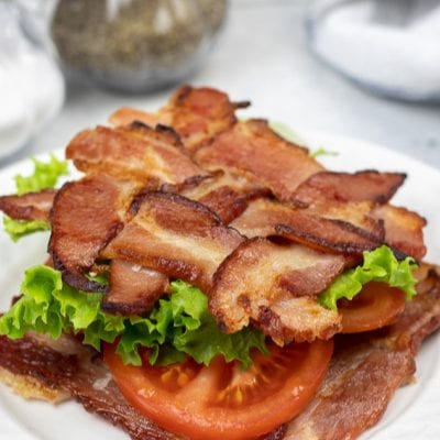 The No Bread BLT