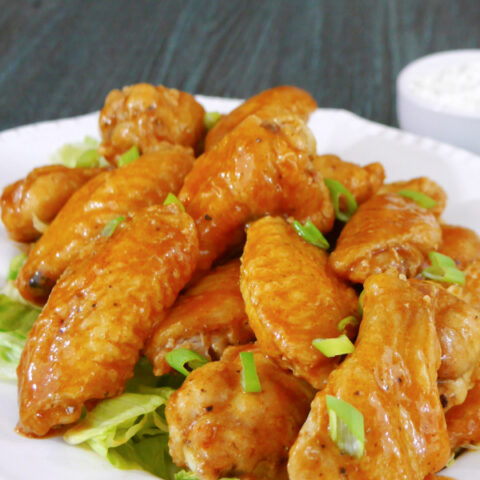 Low Carb Buffalo Wings