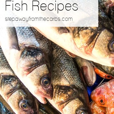 12+ Low Carb Fish Recipes