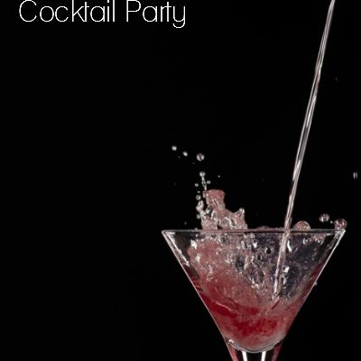 How to Host a Low Carb Cocktail Party