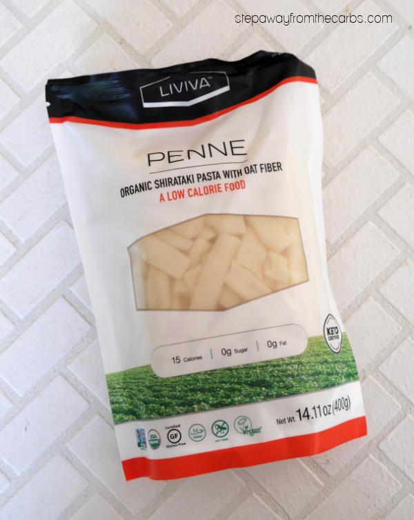 Organic Shirataki Penne Pasta