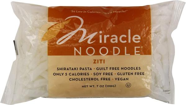 Miracle Noodles Shirataki Ziti Pasta