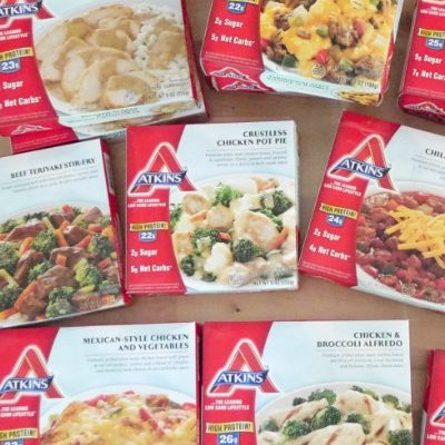 Introducing the Easy Peasy Meal Kits from Atkins Nutritionals!