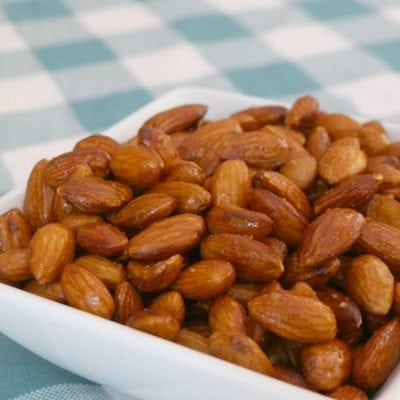 Low Carb Buffalo Almonds