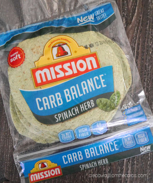 Mission Carb Balance Spinach & Herb