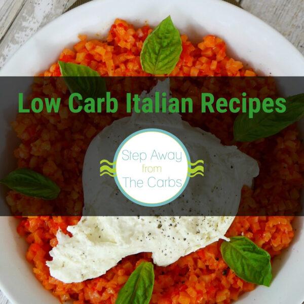 Low Carb Italian Ebook