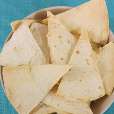 Low Carb Tortilla Chips