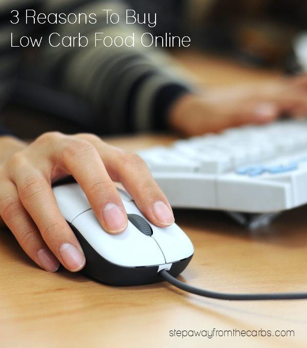 3 Reasons To Buy Low Carb Food Online