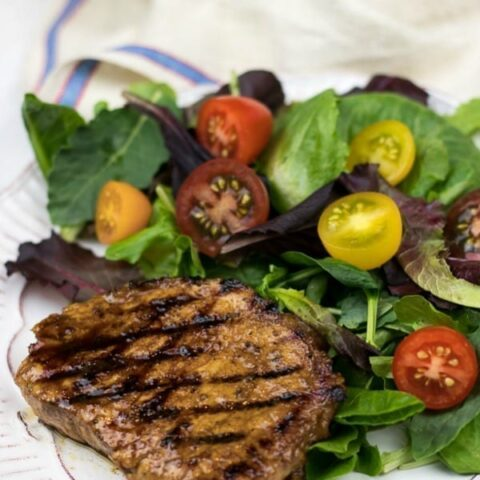 Easy Spiced Pork Chops