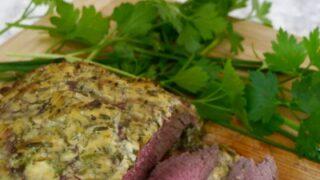 Herb Crusted Roast Beef