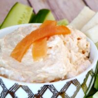 Low Carb Smoked Salmon Dip