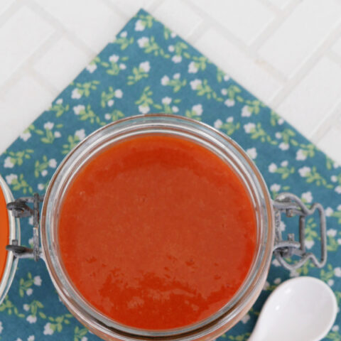 Low Carb Sweet and Sour Sauce