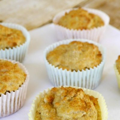 Low Carb Flax and Coconut Muffins