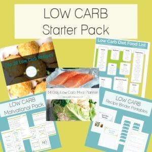 These five products are bundled together for one awesome price – and it's perfect for anyone just starting a low carb way of life!
