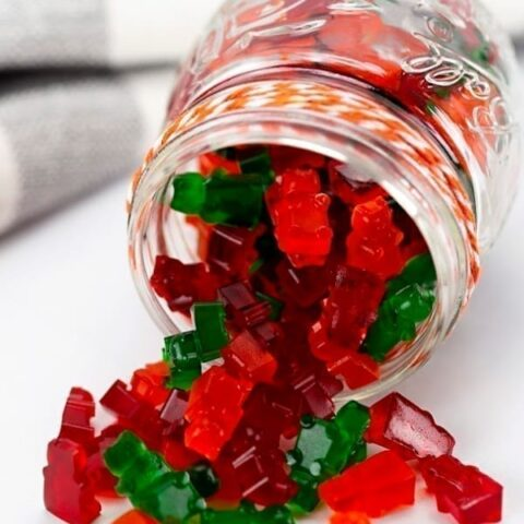 Keto Low Carb Gummy Bears