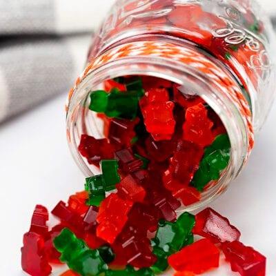 Keto Low Carb Gummy Bears