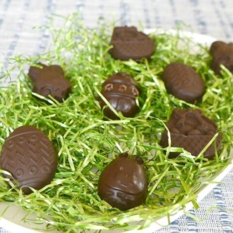 Low Carb Easter Chocolate Treats
