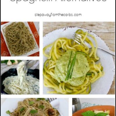 Low Carb Spaghetti Alternatives