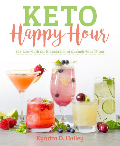 Keto Happy Hour - get the book!