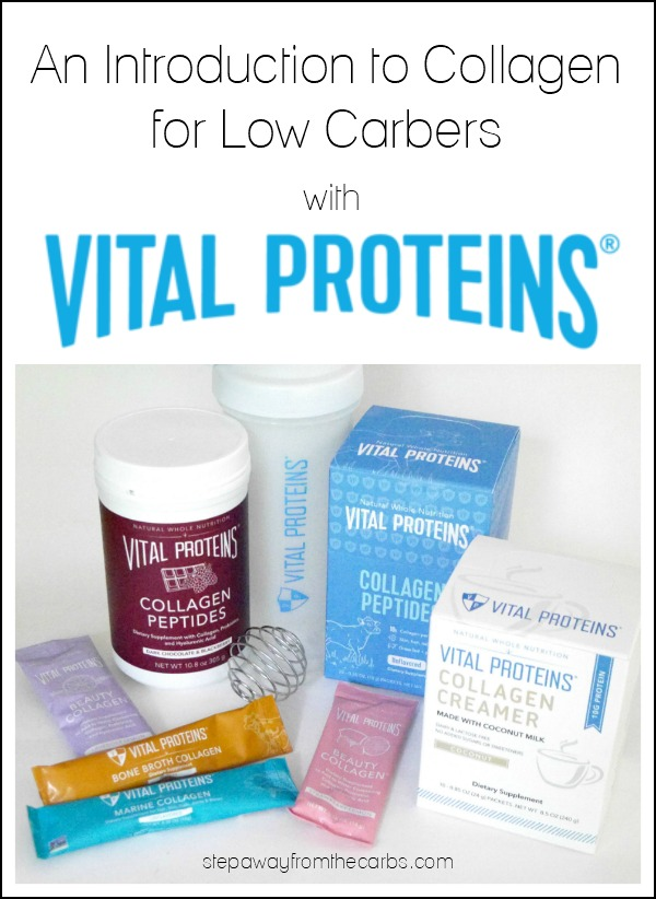 Introduction to Collagen for Low Carbers - with Vital Proteins