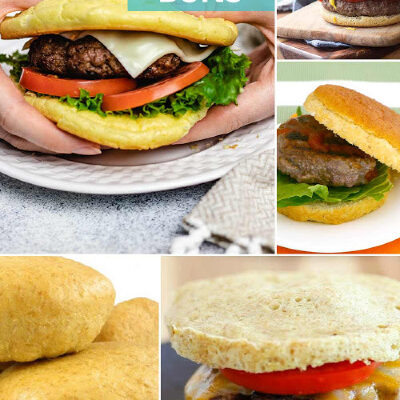 18 Low Carb Buns