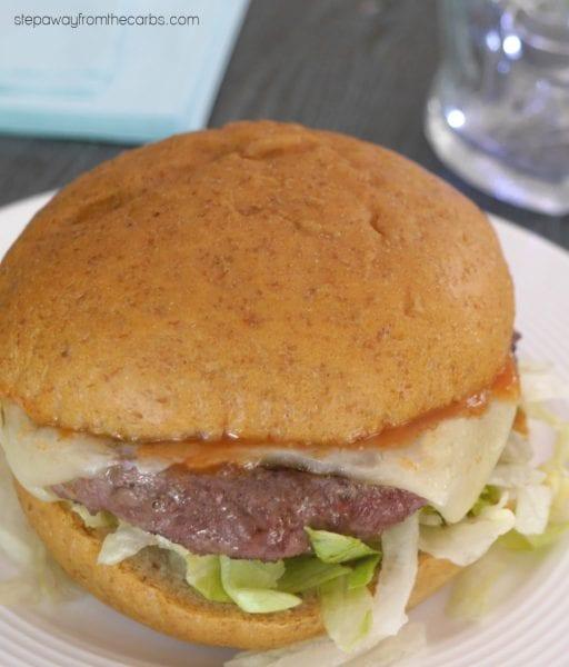 LC Foods Soft Hamburger Buns