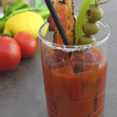 Low Carb Bloody Mary