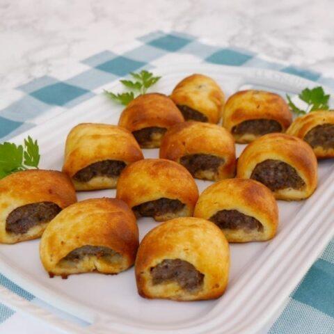 Low Carb Sausage Rolls