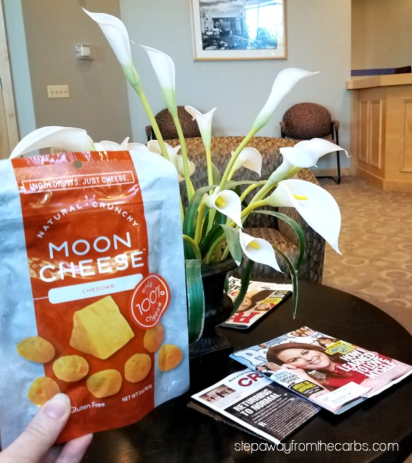 50 Awesome Reasons Why It's Moon Cheese Time! This snack is perfect for low-carbers!