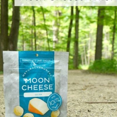 50 Awesome Reasons Why It's Moon Cheese Time!