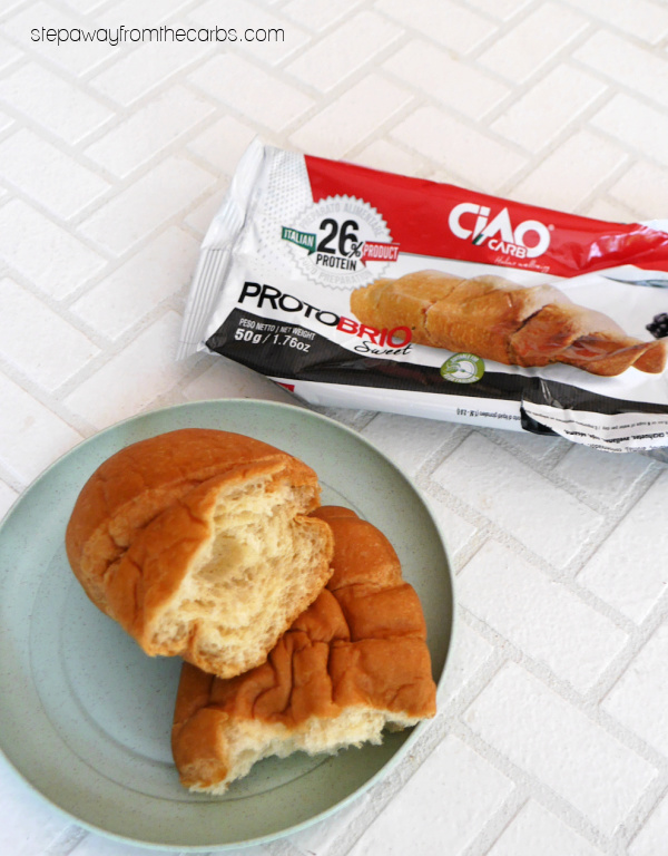 Low Carb Croissants from Ciao Carb