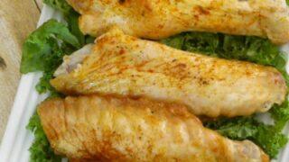 Roasted Paprika Turkey Wings