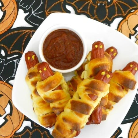 Low Carb Mummy Dogs