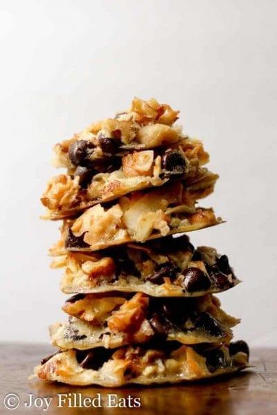 Five Minute Magic Keto Cookies