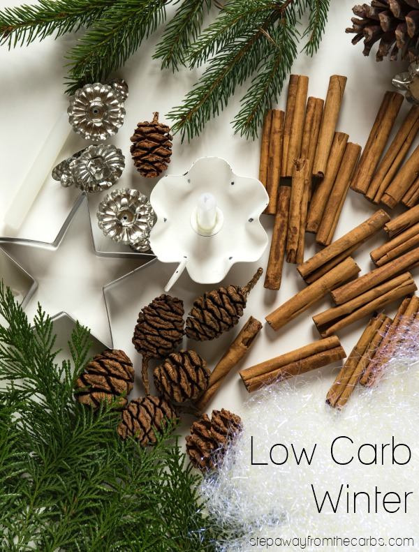 Low Carb Winter - all the recipes you'll need to get you through the cold weather!