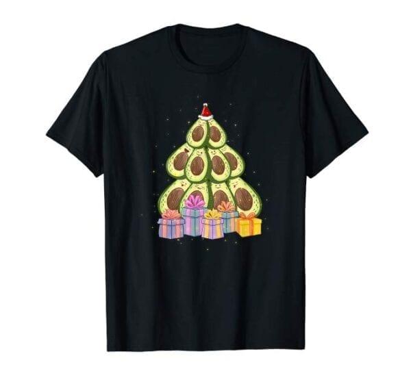 Christmas Avocado Shirt